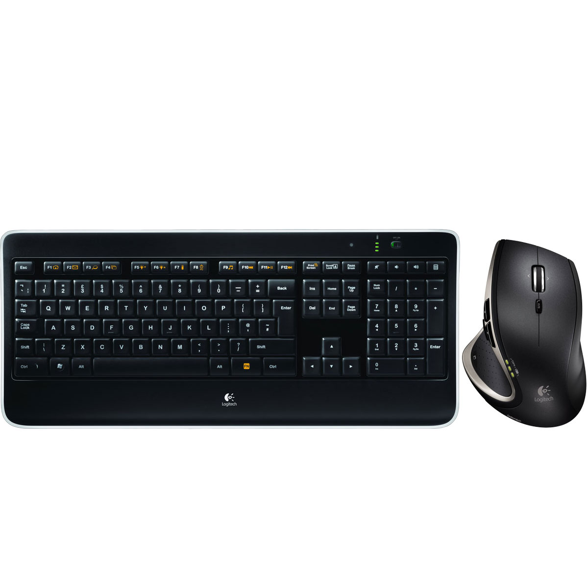 Logitech Wireless Performance Combo MX800 pas cher ...