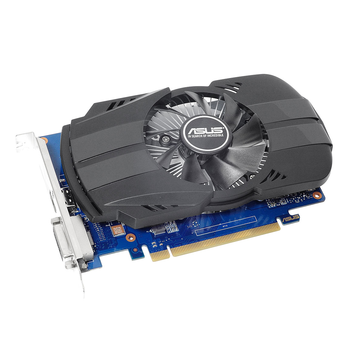 ASUS GeForce GT 1030 2 Go OC - PH-GT1030-O2G pas cher