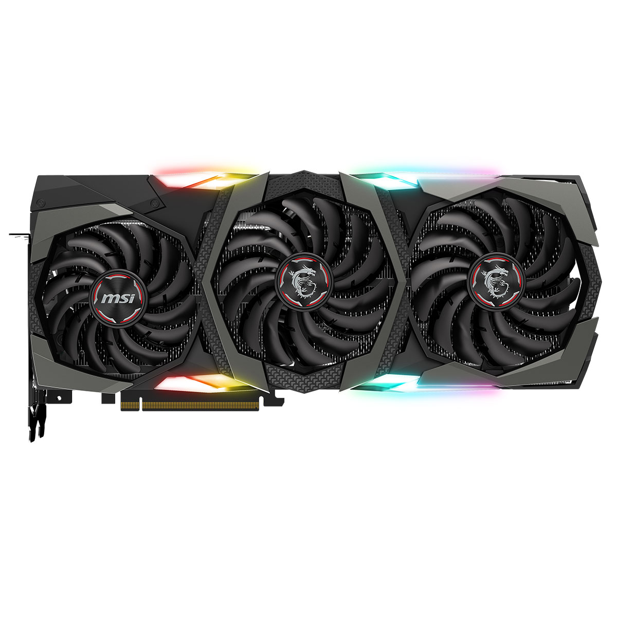 carte graphique pas cher gamer MSI GeForce RTX 2080 GAMING X TRIO pas cher   HardWare.fr