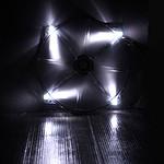 BitFenix Spectre LED Blanc 200 mm pas cher