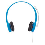 Logitech Stereo Headset H150 (Blueberry) pas cher