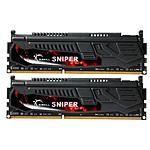 G.Skill Sniper 16 Go (2 x 8 Go) DDR3 2400 MHz CL11 pas cher