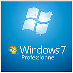 Microsoft Windows 7 Professionnel SP1 64 bits - OEM (DVD) pas cher