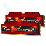 G.Skill RipJaws X Series 16 Go (2 x 8Go) DDR3 1866 MHz CL10 pas cher