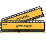 Ballistix Tactical 16 Go (2 x 8 Go) DDR3 1600 MHz CL8 pas cher