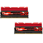 G.Skill Trident X Series 16 Go (2 x 8 Go) DDR3 2133 MHz CL9 pas cher