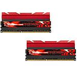 G.Skill Trident X Series 16 Go (2 x 8 Go) DDR3 1866 MHz CL8 pas cher