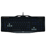 Logitech G105 Gaming Keyboard pas cher