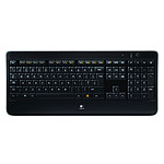 Logitech Wireless Illuminated Keyboard K800 pas cher