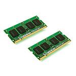 Kingston ValueRAM SO-DIMM 16 Go (2 x 8 Go) DDR3 1600 MHz CL11 pas cher