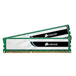 Corsair Value Select 8 Go (2x 4 Go) DDR3 1600 MHz CL11 pas cher