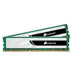 Corsair Value Select 8 Go (2x 4 Go) DDR3 1600 MHz CL11 pas cher