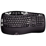 Logitech Wireless Keyboard K350 version OEM pas cher