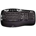 Logitech Wireless Keyboard K350 version OEM pas cher
