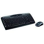 Logitech Wireless Desktop MK330 pas cher
