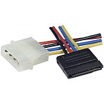Câble d'alimentation Molex pour appareil SATA pas cher