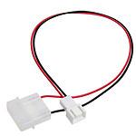 Adaptateur d'alimentation Molex pour ventilateur 3 broches pas cher