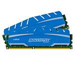 Ballistix Sport XT 8 Go (2 x 4 Go) DDR3 1866 MHz CL10 pas cher