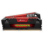 Corsair Vengeance Pro Series 16 Go (2 x 8 Go) DDR3 1600 MHz CL9 Red pas cher