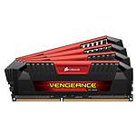 Corsair Vengeance Pro Series 32 Go (4 x 8 Go) DDR3 1600 MHz CL9 Red pas cher