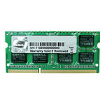 G.Skill SO-DIMM 4 Go DDR3 1600 MHz CL9 pas cher