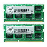 G.Skill SO-DIMM 16 Go (2 x 8 Go) DDR3 1600 MHz CL11 pas cher