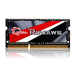 G.Skill RipJaws Series SO-DIMM 4 Go DDR3/DDR3L 1600 MHz CL11 pas cher