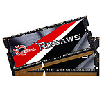 G.Skill RipJaws SO-DIMM 16 Go (2 x 8 Go) DDR3L 1600 MHz CL9 pas cher