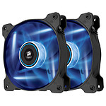 Corsair Twin Pack Air Series AF120 Blue Quiet Edition High Airflow pas cher