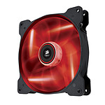 Corsair Air Series AF140 Red Quiet Edition High Airflow pas cher