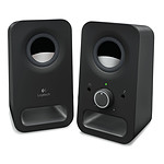 Logitech Multimedia Speakers Z150 Noir pas cher