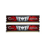 G.Skill Aegis Series 16 Go (2 x 8 Go) DDR3 1600 MHz CL11 pas cher