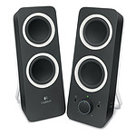 Logitech Multimedia Speakers Z200 Noir pas cher