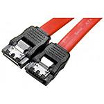 Câble SATA avec verrou (50 cm) pas cher