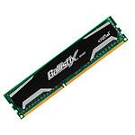Ballistix Sport 4 Go DDR3 1600 MHz CL9 pas cher