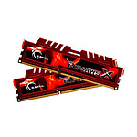 G.Skill RipJaws X Series 16 Go (2 x 8 Go) DDR3 2133 MHz CL11 pas cher