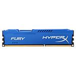 HyperX Fury 8 Go DDR3 1600 MHz CL10 pas cher