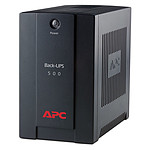 APC Back-UPS 500VA pas cher