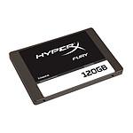 HyperX Fury SSD Series 120 Go pas cher