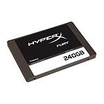 HyperX Fury SSD Series 240 Go pas cher