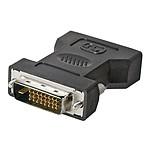 Adaptateur DVI-D Mâle / DVI-I Femelle pas cher