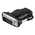Adaptateur DVI-D mâle / HDMI femelle pas cher