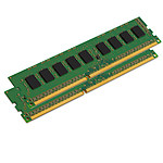 Kingston ValueRAM 8 Go (2 x 4 Go) DDR3L 1600 MHz CL11 SR X8 pas cher