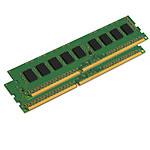 Kingston ValueRAM 8 Go (2 x 4 Go) DDR3L 1600 MHz CL11 SR X8 pas cher