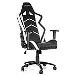 AKRacing Player Gaming Chair (blanc) pas cher