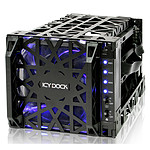 ICY DOCK Black Vortex MB074SP-1B pas cher
