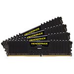 Corsair Vengeance LPX Series Low Profile 32 Go (4 x 8 Go) DDR4 3600 MHz CL18 pas cher
