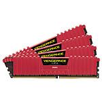 Corsair Vengeance LPX Series Low Profile 32 Go (4x 8 Go) DDR4 3000 MHz CL15 pas cher