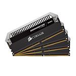 Corsair Dominator Platinum 32 Go (4x 8 Go) DDR4 2400 MHz CL10 pas cher