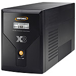Infosec X3 EX LCD USB 1600 pas cher